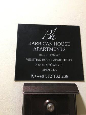 Barbican House Apartments: photo2.jpg