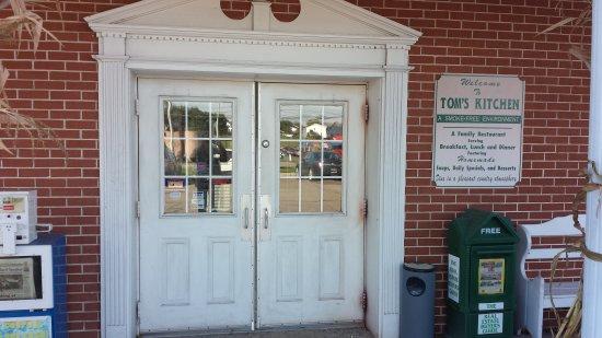 Conyngham, PA: Tom's Kitchen!