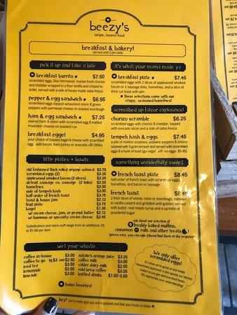 Ypsilanti, MI: Beezy's