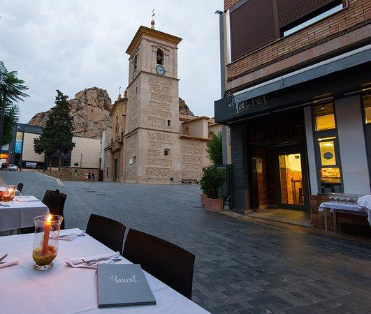 Lunch Tapas Review Of El Laurel Alhama De Murcia Spain Tripadvisor