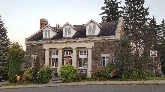 Le Manoir du Rocher de Grand-Mere: 20170924_184311_large.jpg