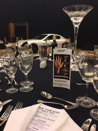 Gold Coast, Australia: Charity Ball - Shaken, not Stirred