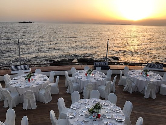 Lagonisi, Grecia: Amazing spot of events