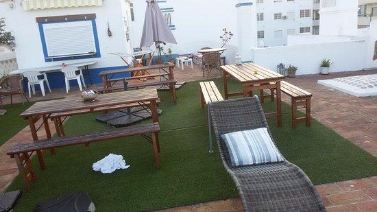 Dakterras picture of baixa portugal terrace hostel faro