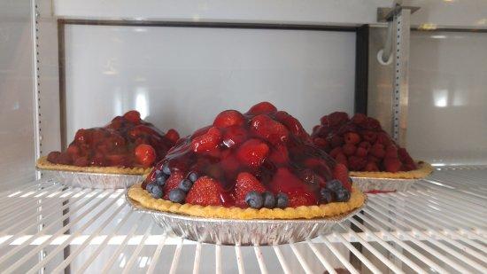 Langley, Canada: tortas doces