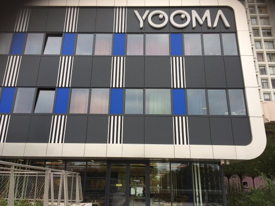 yooma urban lodge hotel paris france voir les tarifs. Black Bedroom Furniture Sets. Home Design Ideas