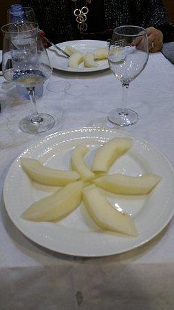 Canicatti, Italy: Melone bianco