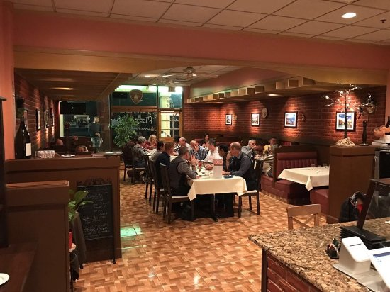 Antica Pizzeria Mozzarella Bar Our Dining Room