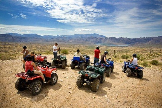 Stellar Adventures : ATV Tour