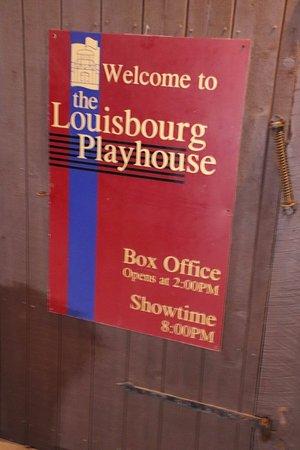Louisbourg Playhouse