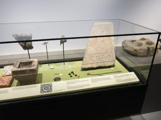 Helmsley, UK: Artifacts in the Museum
