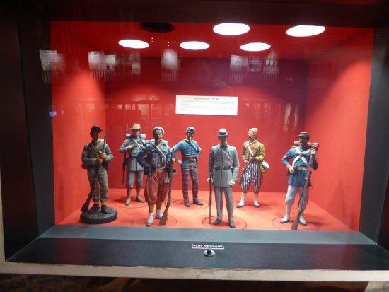 New Market, Virginie : Figurines