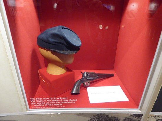 Virginia Museum of the Civil War: Cadet Cap