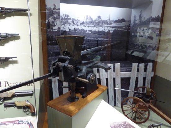 New Market, VA: Lincoln Machine Gun