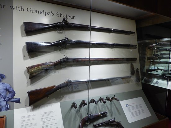 New Market, VA: Shotguns