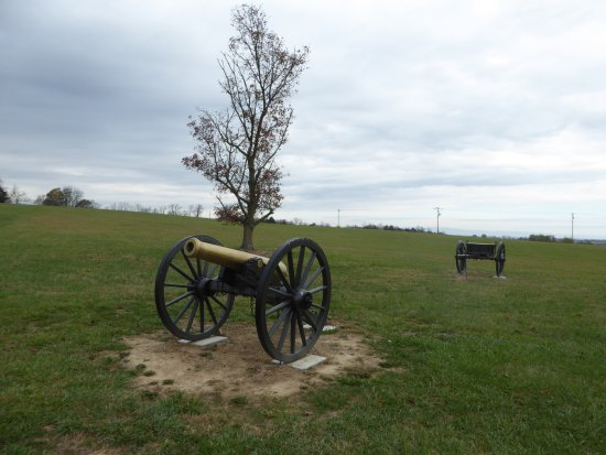 New Market, VA: Cannon