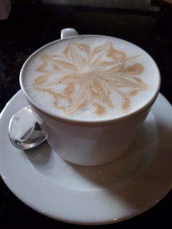 Oh la la: cafe