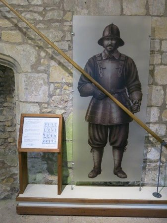 Helmsley, UK: From the Museum