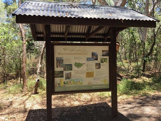 Coolum Beach, Australia: Mt Coolum National Park