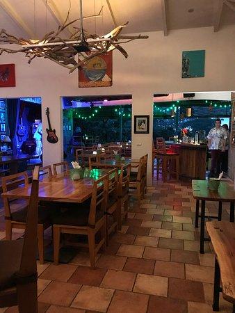 Ojochal, คอสตาริกา: The Bamboo Room