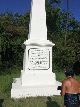 Kealakekua, HI: Captain Cook Memorial