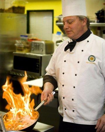 บีเวอร์ฟอลส์, เพนซิลเวเนีย: Chef Scott