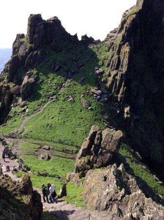 Portmagee, ไอร์แลนด์: Skellig Island