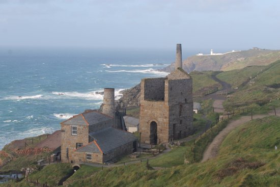 Pendeen, UK: Levant Engine House