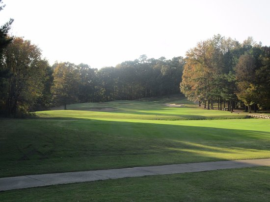 Oxmoor Valley Golf Course: nice hole