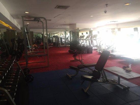 Dusit Thani Manila: Gym 2nd floor