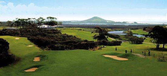 Kaitaia, Nueva Zelanda: World Class Golf Course