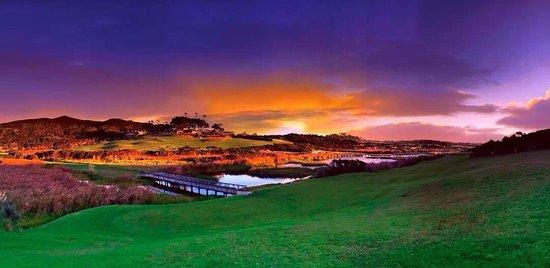 Kaitaia, New Zealand: Sunset
