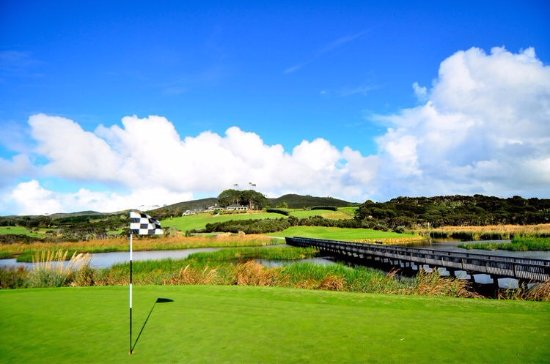 Northland Golf Course At Peppers Carrington Resort Bridge To Relax