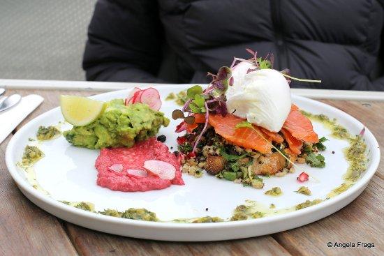 Carnegie, Australia: Cured Atlantic salmon