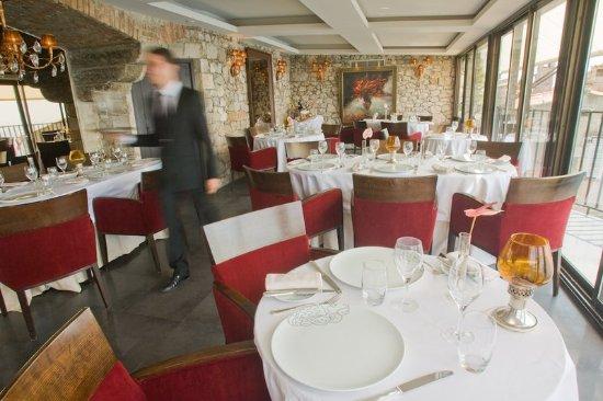 Chateau Eza: Restaurant