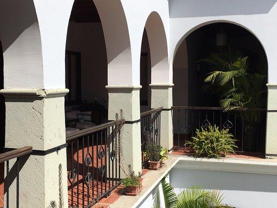 Hotel Boutique De La Parra Photo