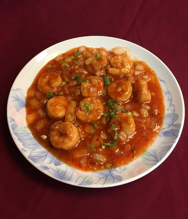 Absecon, NJ: Chili Shrimp
