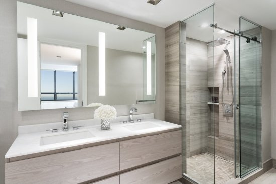 The Ritz Carlton, Chicago: The Brand New Bathrooms Found In Our Apartments