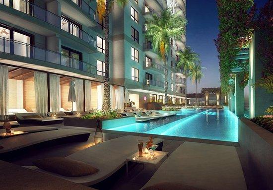 Hilton Hawaiian Village Waikiki Beach Resort: Mini Pool
