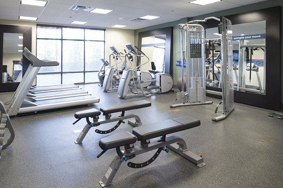 Hampton Inn & Suites Vineland: Gym