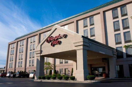 Hampton Inn Buffalo South/I-90: Hotel Exterior