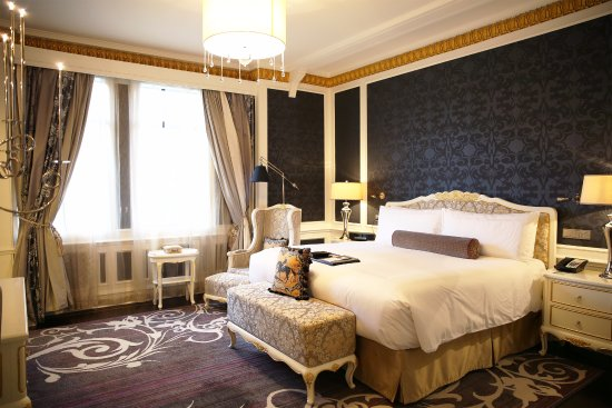 Fairmont Peace Hotel: French Suite - Bedroom