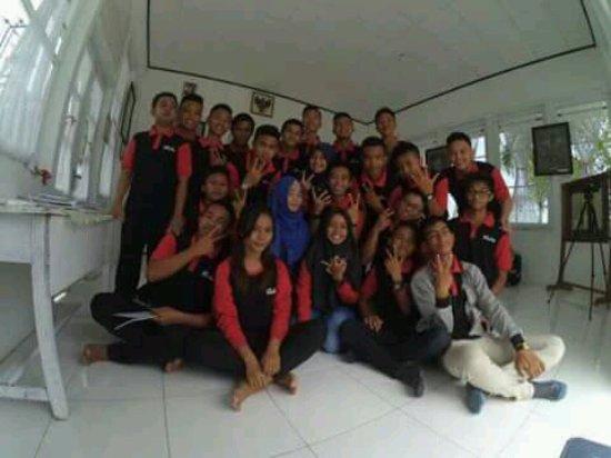 Gorontalo, Indonesia: foto ini kami ambil saat berada di dalam museum. jika anda masuk kedalam museum akan terlihat sa