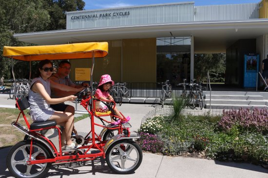 Randwick, Australia: 2-Seater Pedal Car