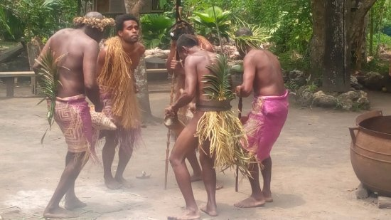 Mele, Vanuatu: Cultural Show