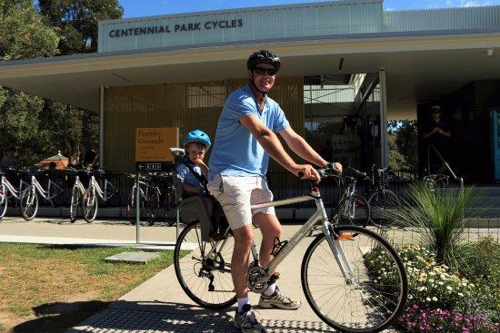 Bike dating centennial park