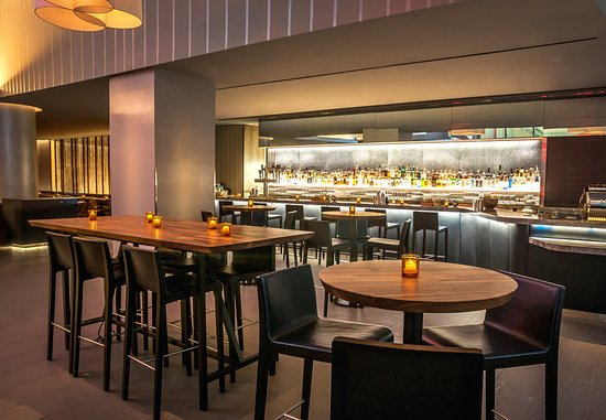 The Westin New York Grand Central: Bar & Kitchen Cantina