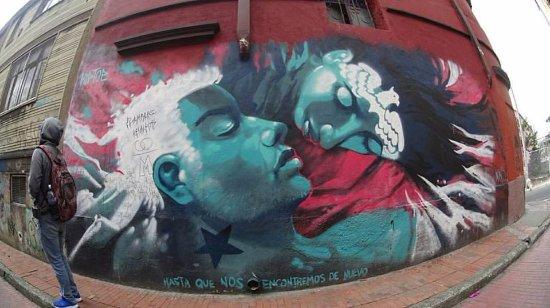 Picture Of Bogota Graffiti Tour, Bogota
