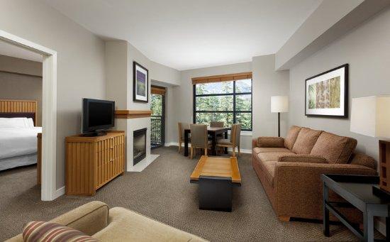 one bedroom with den. Westin Monache Resort Mammoth  One Bedroom with Den Suite Picture of