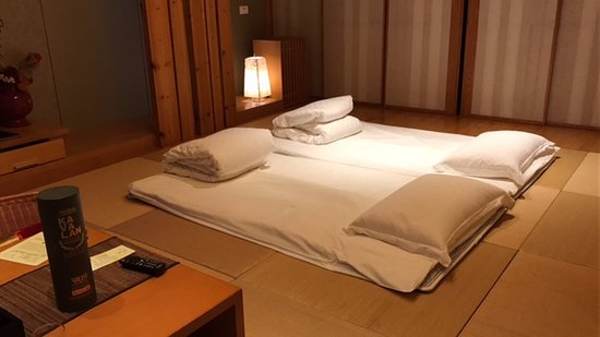 Hotel Royal Chiao Hsi: Japanese Tatami Room
